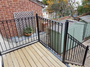 Railings and Decking